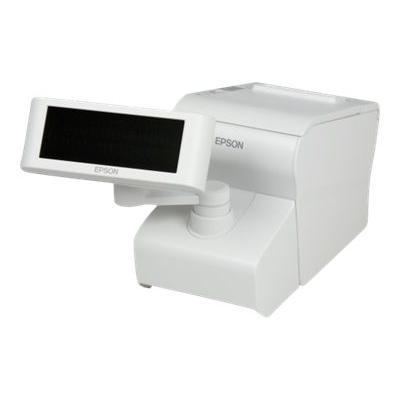 Epson TM-T88V-DT - DT - Atom N2800 1.86 GHz - 4 GB - 16 GB PS-180-343) 16 GB SSD; Windows  POS READY7; ANK; 80