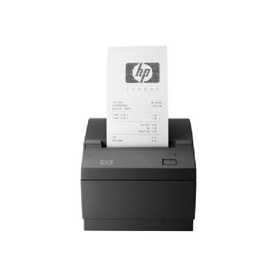 HP - receipt printer - two-color (monochrome) - direct thermal (English / United States)  U.S. - English localization no speed - 203 dpi -