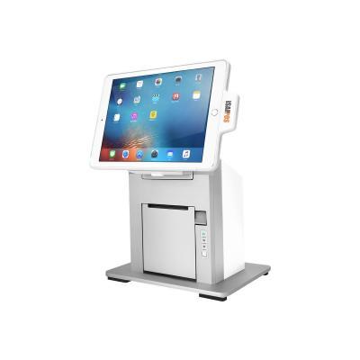 POS-X ISAPPOS 9C-WH - receipt printer - B/W - direct thermal  STND