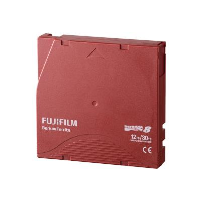 FUJIFILM LTO Ultrium 8 - LTO Ultrium 8 x 1 - 12 TB - storage media rage tape with Case