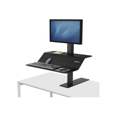 Fellowes Lotus VE Sit-Stand Workstation - desk mount  ACCS