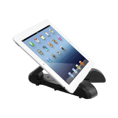 Aluratek Bluetooth Wireless Speaker Tablet Stand ATBS01F - speaker - for portable use - wireless eaker and Tablet / iPad Stand.