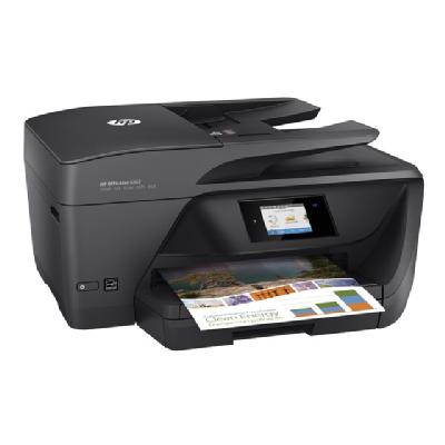 HP Officejet 6962 All-in-One - multifunction printer (color) (English, French, Spanish) TPRNT