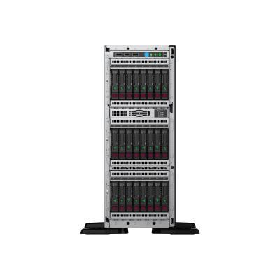 HPE ProLiant ML350 Gen10 Solution - tower - Xeon Silver 4110 2.1 GHz - 16 GB