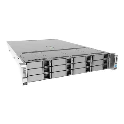 Cisco UCS C240 M4 High-Density Rack Server (Large Form Factor Disk Drive Model) - rack-mountable - no CPU - 0 GB - no HDD  CPU MEM H