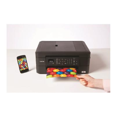 Brother MFC-J480DW - multifunction printer (color) nk-jet - Print  copy  scan  an d fax - ISO-based Pr
