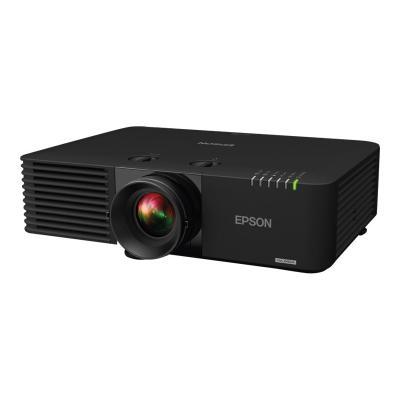 Epson PowerLite L615U - 3LCD projector - 802.11n wireless / LAN  Projectors  6 000 Lumens  WUX GA