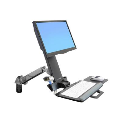 Ergotron StyleView Sit-Stand Combo Arm - mounting kit - for LCD display / keyboard / mouse / barcode scanner