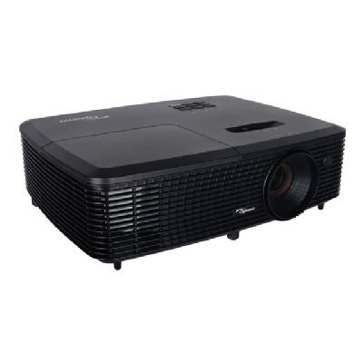 Optoma H183X - DLP projector - portable - 3D 00 lumens 20 000 1 contrast 1. 54   1.71 1 throw ra
