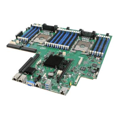 Intel Server System R1208WFQYSR - rack-mountable - no CPU - 0 GB RSYST