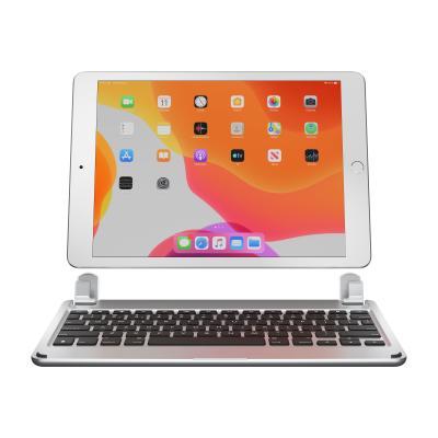 Brydge 10.2 - keyboard - QWERTY - English - silver inch iPad Pro