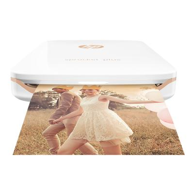 HP Sprocket Plus Photo - printer - color - zink - with HP ZINK Sticky-Backed Photo Paper (10-sheets) (English, French, Spanish / Canada, United States)  PRNT