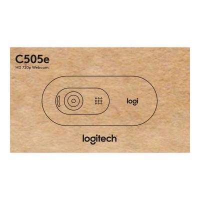 Logitech C505e - webcam