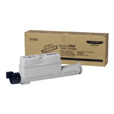 Xerox Phaser 6360 - High Capacity - black - original - toner cartridge 0 pages - Phaser 6360 6360
