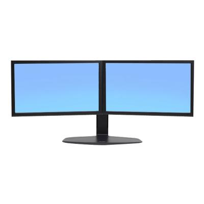 Ergotron Neo-Flex Dual LCD Monitor Lift Stand - stand - for 2 LCD displays