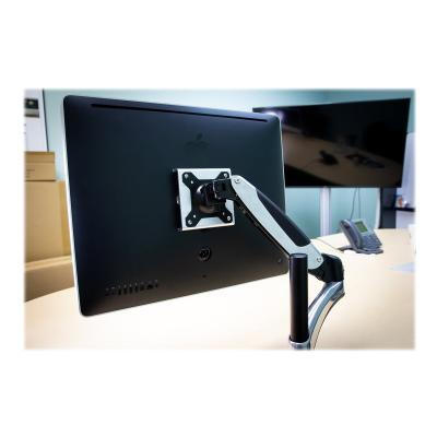 Amer Mounts HYDRA1HD - mounting kit (adjustable arm) ulating Monitor Mount with Des k Clamp