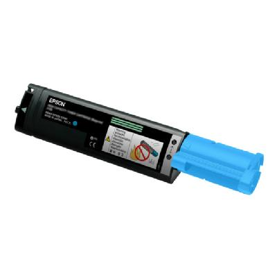Epson 0189 - High Capacity - cyan - original - toner cartridge pages at 5% coverage