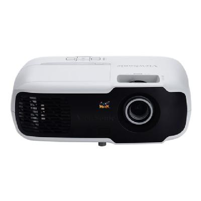 ViewSonic PA502S - DLP projector - portable - 3D   3 500 lumens with a 22 000:1  contrast ratio at D