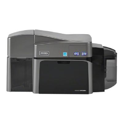 Fargo DTC1250e - plastic card printer - color - dye sublimation/thermal resin ER USB  ISO MAG STRIPE ENCODER