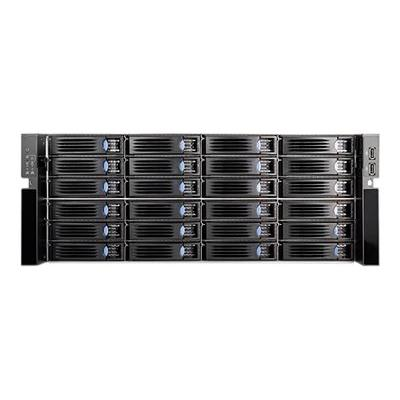 Chenbro RM418 - rack-mountable - 4U - extended ATX  RPSU