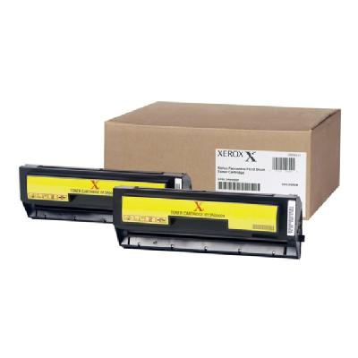 Xerox FaxCentre F110 - 2-pack - black - original - toner cartridge  pages - FaxCentre F110-Twin P ack