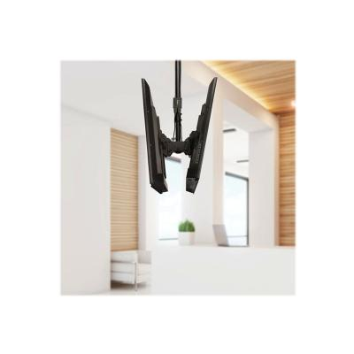"""StarTech.com Ceiling TV Mount - 3.5' to 5' Pole - Back-to-Back Dual Screen Mount - Full Motion - Supports Displays 32"""" to 75"""" - For 2 VESA Mount TVs (FPCEILBTB) - ceiling mount  MNT"""