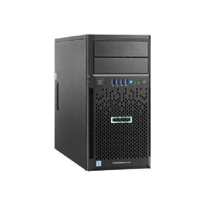HPE ProLiant ML30 Gen9 Solution - micro tower - Xeon E3-1240V6 3.7 GHz - 16 GB  SYST