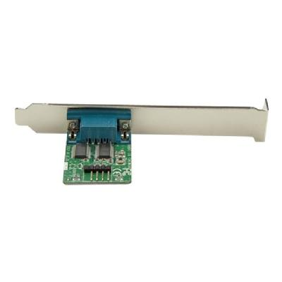 StarTech.com 24in Internal Motherboard USB Header to Serial RS232 Adapter - serial adapter  ADAP