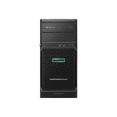 HPE ProLiant ML30 Gen10 - tower - Xeon E-2224 3.4 GHz - 16 GB - no HDD (Region: Americas) Svr