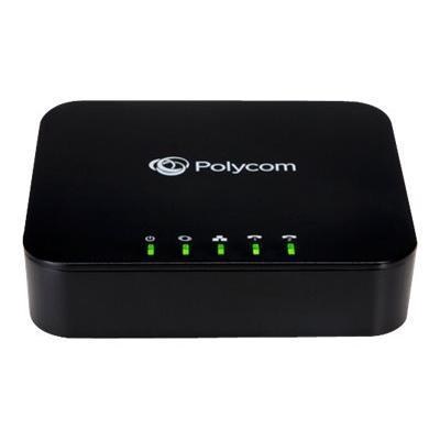 Poly - Polycom OBi302 - VoIP phone adapter SB  2 FXS