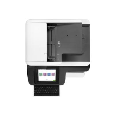 HP PageWide Enterprise Color Flow MFP 785f - multifunction printer - color (English, French, Spanish / Canada, United States) 85F