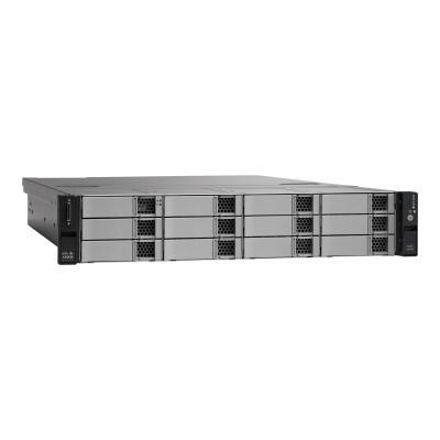 Cisco UCS C240 M3 High-Density Rack Server (Large Form Factor Hard Disk Drive Model) - rack-mountable - Xeon E5-2640 2.5 GHz - 16 GB - no HDD BSYST