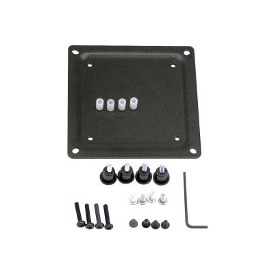 Ergotron - mounting component - for monitor  Black - 75mm to 100mm