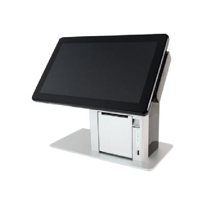 """POS-X ION TP5 - all-in-one - Celeron 2.4 GHz - 8 GB - SSD 60 GB - LED 14"""" DTERM"""