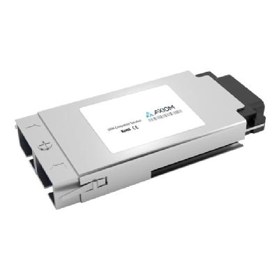 Axiom - GBIC transceiver module - Gigabit Ethernet iver for Avaya # 700013147 Lif e Time Warranty