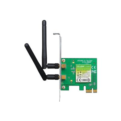 TP-Link TL-WN881ND - network adapter  Adapter  QCOM  2.4GHz  802.11 b/g/n  2 detachable