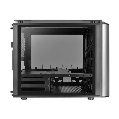 Thermaltake Level 20 VT - micro tower - micro ATX pered Glassx4/Standard 200mm F anx1