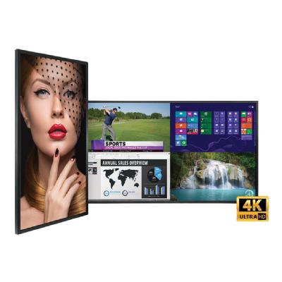 "Planar EP5024K-T EP-Series - 50"" LED display - 4K IR TOUCH"