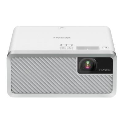 Epson EF-100W - 3LCD projector - portable AMING  WHT