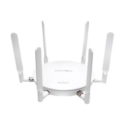 SonicWall SonicPoint ACe - wireless access point - with 5 years Dynamic Support 24X7 - with SonicWALL 802.3at Gigabit PoE Injector  WRLS