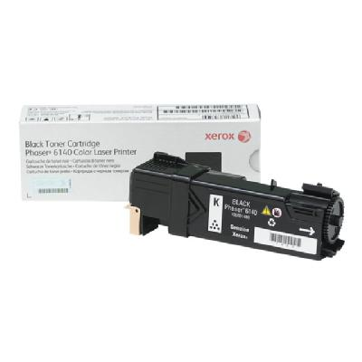 Xerox Phaser 6140 - black - original - toner cartridge  pages - Phaser 6140