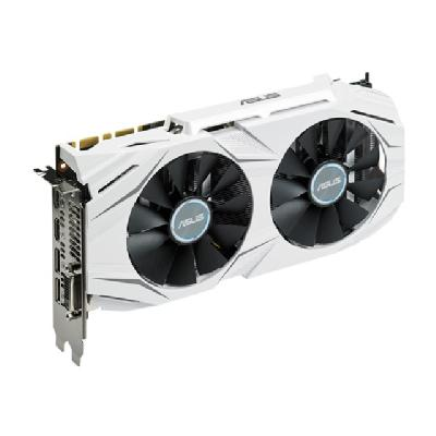 ASUS DUAL-GTX1070-O8G - graphics card - GF GTX 1070 - 8 GB e GTX 1070 PCI Express 3.0 GDD R5 8GB GPU Boost Clo