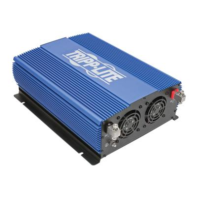 Tripp Lite 3000W Compact Power Inverter Mobile Portable w/ 4 Outlets & 2 USB Charging Ports - DC to AC power inverter - 3000 Watt TPERP