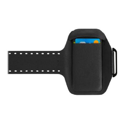 Belkin Sport-Fit Plus Armband - arm pack for cell phone + BLKTP