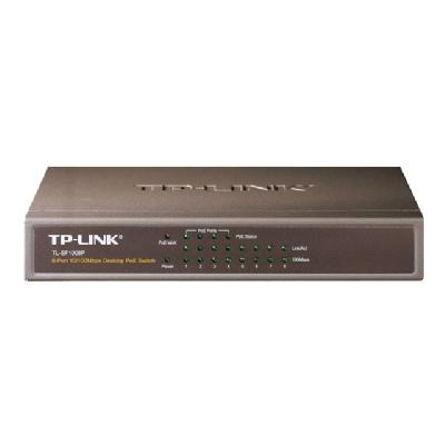 TP-Link TL-SF1008P - switch - 8 ports  PERP