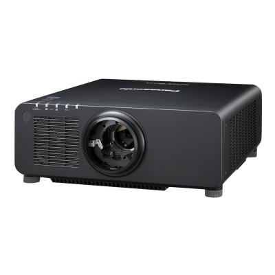 Panasonic PT-RZ660LBU - DLP projector - no lens - LAN 000 ANSI lumen - 1280 x 800 - 10 000:1 - 16:10