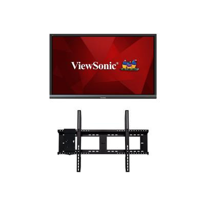 "ViewSonic ViewBoard IFP6550 65"" Class (65"" viewable) LED display - 4K  PERP"