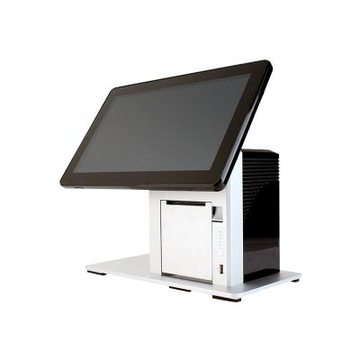 "POS-X ION ION-TP5E-F4V6 - all-in-one - Celeron 2.4 GHz - 4 GB - 120 GB - LED 14""  TERM"