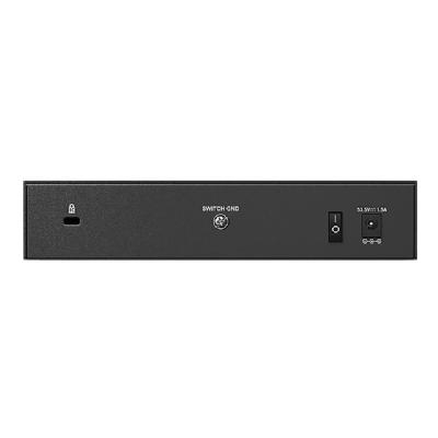 D-Link DGS 1008P - switch - 8 ports - unmanaged WPERP