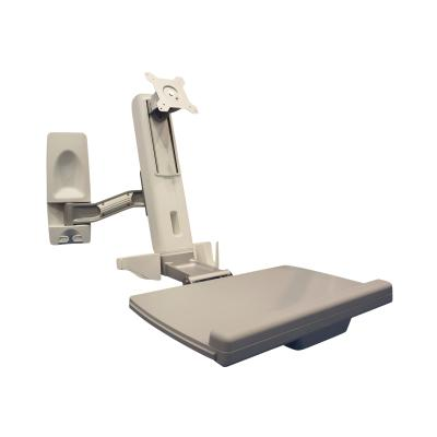 Amer AMR1WS - wall mount r Workstation System. Features  include Tilt Swivel